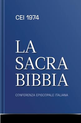 BIBBIA CEI SCARICARE